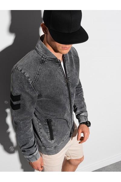 Куртка OMBRE демисезон C240-szara