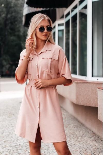 Платье OMBRE DLR006 rozowy