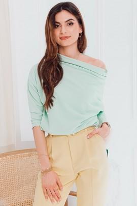 Блуза OMBRE LLR001 mietowa