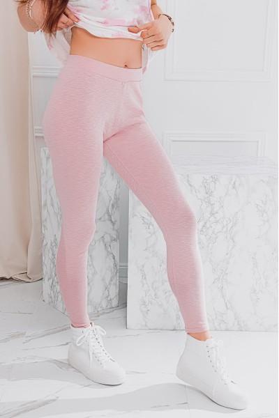 Леггинсы OMBRE PLR055 rozowe