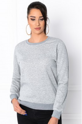Блуза OMBRE TLR001 szara