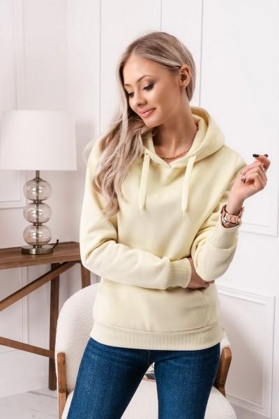 Блуза OMBRE TLR002 jasnozolta