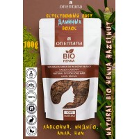 Orientana BIO HENNA лесной орех 100g