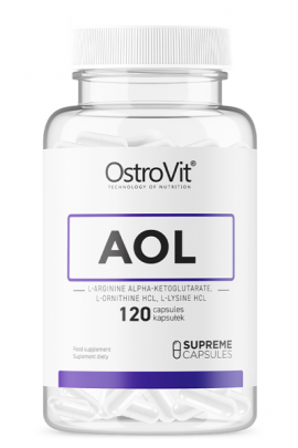 OstroVit AOL 120 kaps MSK