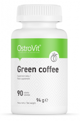 OstroVit Green Coffee 90 tabs - для похудения