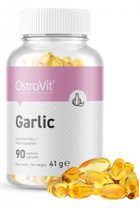 OstroVit Garlic 90 caps - для здоровья и афродизиак