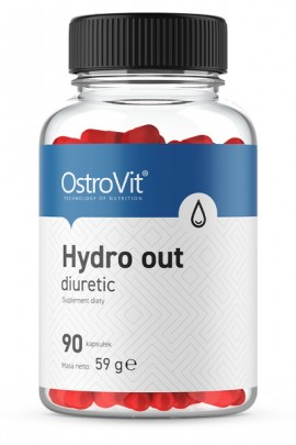 OstroVit Hydro Out Diuretic 90 caps - диуретик