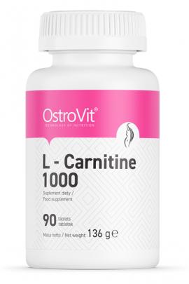 OstroVit L-Carnitine 1000 90 tabs для похудения