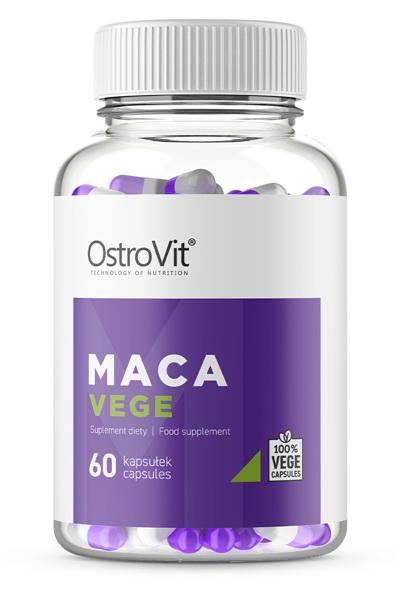 Ostrovit Maca VEGE 60 vcaps - для выносливости