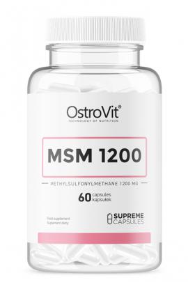 OstroVit MSM 1200 mg 60 caps