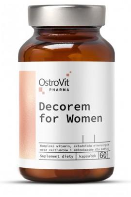 OstroVit Pharma Decorem For Women 60 caps - для женщин