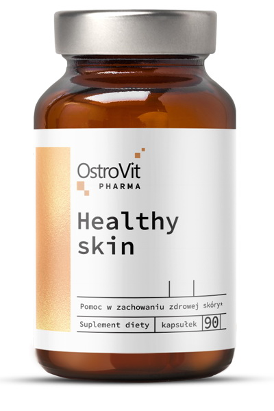 OstroVit Pharma Healthy Skin 90 caps - здоровая кожа