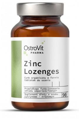 OstroVit Pharma Zinc Lozenges 90 tabs