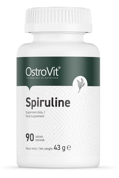 OstroVit Spiruline 90 tabs - спирулина