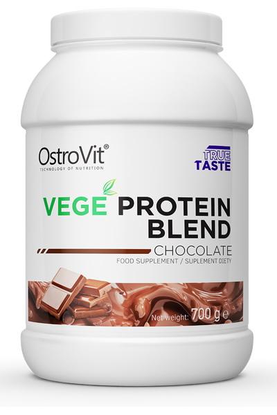 OstroVit VEGE Protein Blend 700g - протеин - вкус шоколад