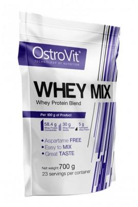 OstroVit Whey Mix 700 g - протеин - вкус ваниль