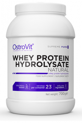 OstroVit Supreme Pure Whey Protein Hydrolysate Instant 700g - протеин-натурал