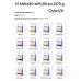OstroVit STANDARD WPC80.eu 2270g - протеин - вкус
