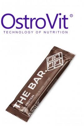 OstroVit THE BAR. 60 g шоколад протеиновый батончик