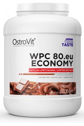 OstroVit WPC80.eu ECONOMY 2000g - протеин