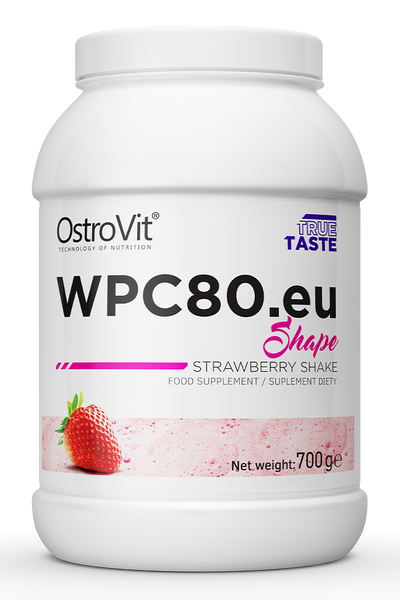 OstroVit WPC80.eu Shape 700g - протеин