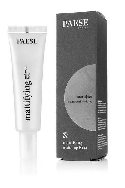 База под макияж PAESE матирующая 20ml для жирной и комб.кожи