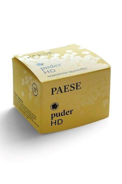 Пудра PAESE SYPKI HIGH DEFINITION 7 g