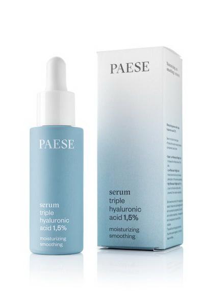 Сыворотка PAESE 1,5% тройная гиалуроновая кислота 30 ml
