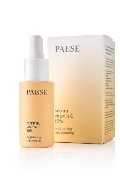 Сыворотка PAESE 10% витамина C и маслами 30 ml