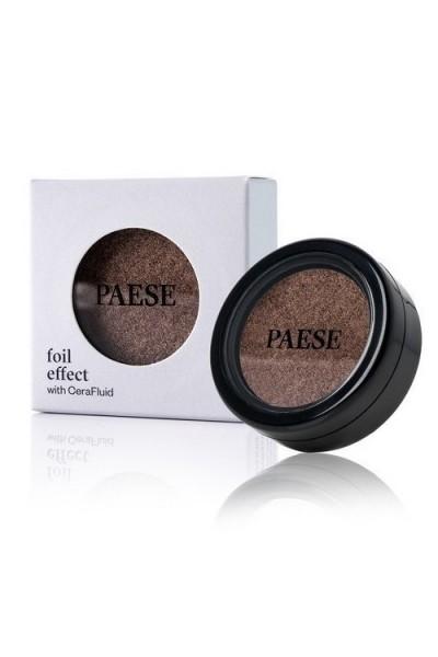 Тени для век PAESE с эффектом фольги 307
