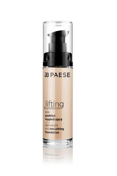 Разглаживающая основа PAESE LIFTING для сухой и зрелой кожи 30 ml тон 100