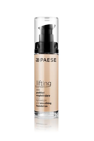 Разглаживающая основа PAESE LIFTING для сухой и зрелой кожи 30 ml тон 103