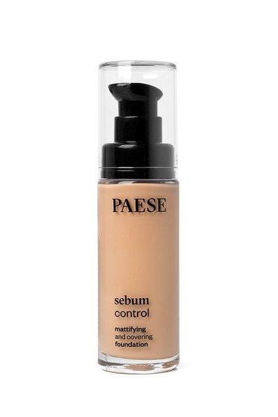 Тональный крем PAESE SEBUM CONTROL для жирной и комб.кожи 30 ml тон 402