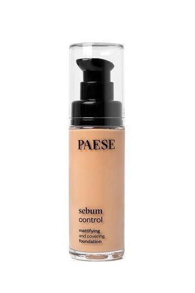 Тональный крем PAESE SEBUM CONTROL для жирной и комб.кожи 30 ml тон 403