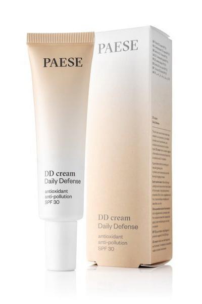 Тональный крем PAESE DD-CREAM для жирной и комб.кожи 30 ml тон 1N