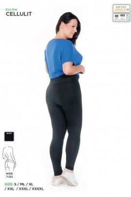 Леггинсы CELLULIT wide PLUS SIZE