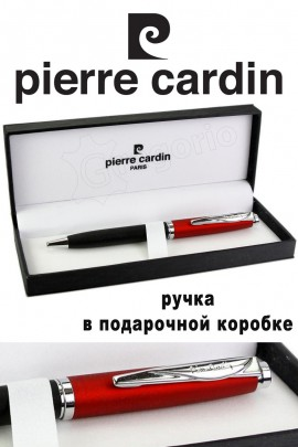 Pierre Cardin Penne BP Ball чёрн-красн