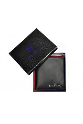 Pierre Cardin TILAK06 8813 чёрный кошелёк муж.