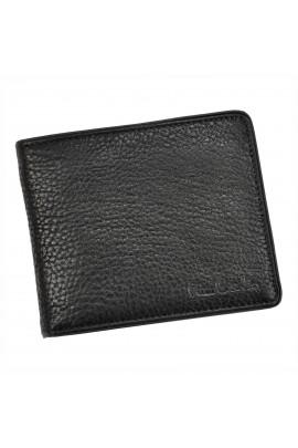 Pierre Cardin YS17 8806 чёрный кошелёк муж.