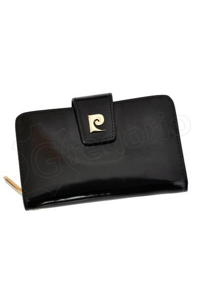Pierre Cardin GP01 50025A чёрный кошелёк жен.