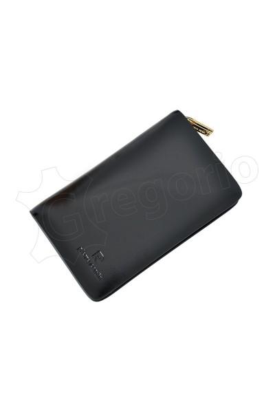 Pierre Cardin GP02 50023 чёрный кошелёк жен.