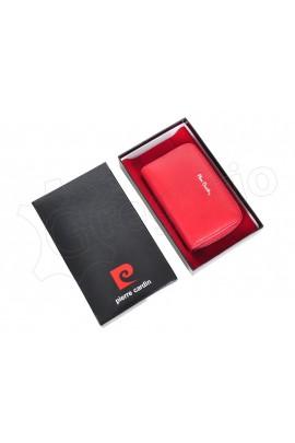Pierre Cardin 520.7 503 красный кошелёк жен.
