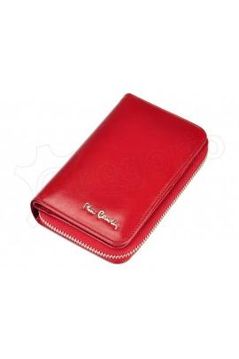 Pierre Cardin YS520.1 503 красный кошелёк жен.