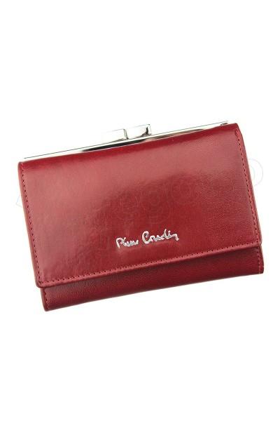 Pierre Cardin YS520.7 355 красный кошелёк жен.