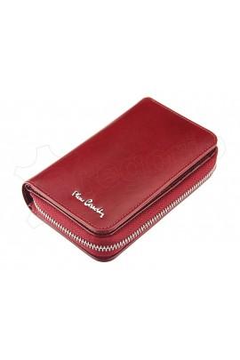 Pierre Cardin YS520.7 503 красный кошелёк жен.