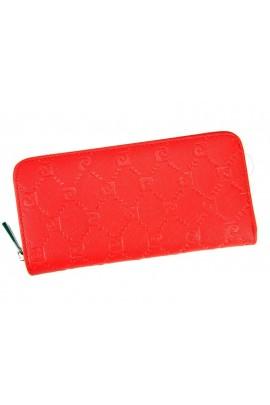 Pierre Cardin P79 8822A красный кошелёк жен.