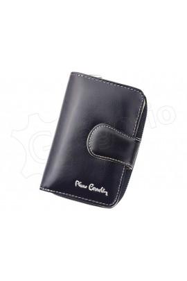 Pierre Cardin 01 LINE 115 синий кошелёк жен.