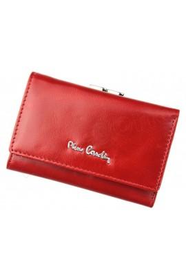 Pierre Cardin 01 LINE 117 красный кошелёк жен.