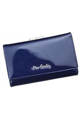 Pierre Cardin 05 LINE 108 синий кошелёк жен.