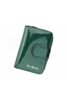 Pierre Cardin 05 LINE 115 зелёный кошелёк жен.